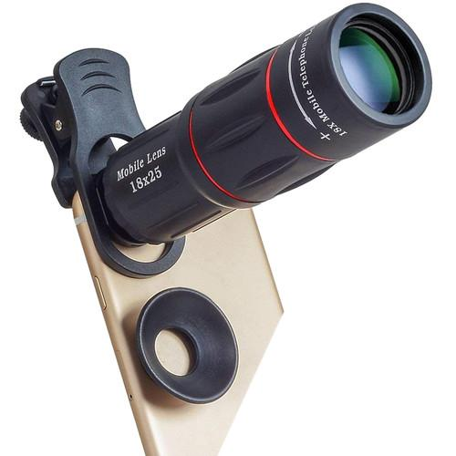 Apexel 18x Optical Telephoto Lens for