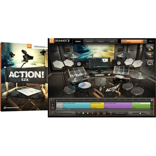 Toontrack Action! EZX - Expansion Pack
