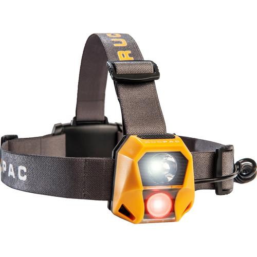 RucPac Professional Tech Headlamp