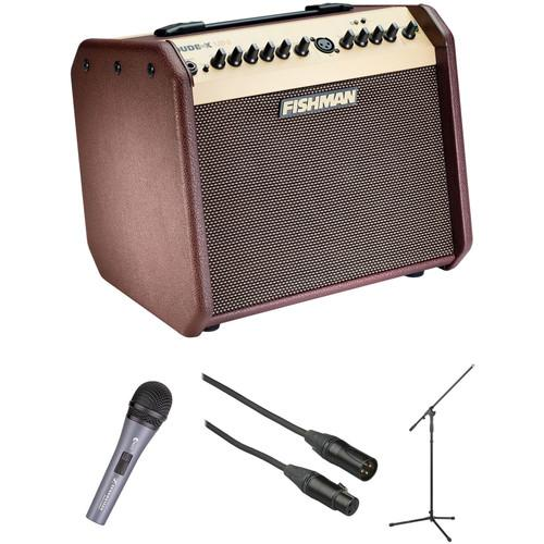 Fishman Loudbox Mini Bluetooth Amplifier Kit