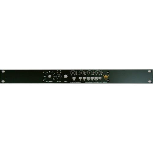 Phoenix Audio DRSQ4M-RMP Rack Panel Kit