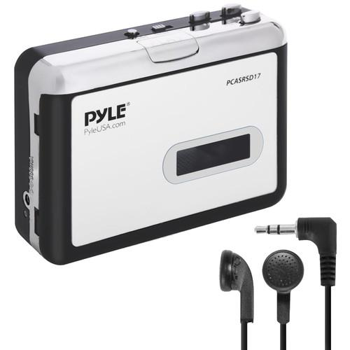 Pyle Home Portable Cassette Player and