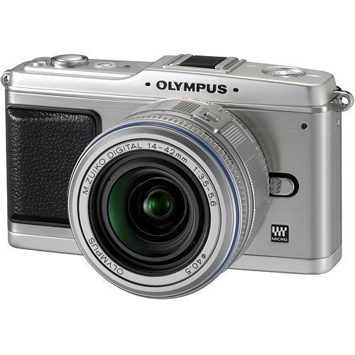Olympus E-P1 Pen Digital Camera w