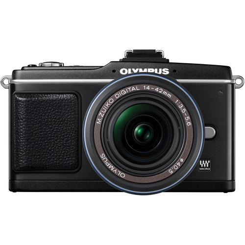 Olympus E-P2 Pen Digital Camera w