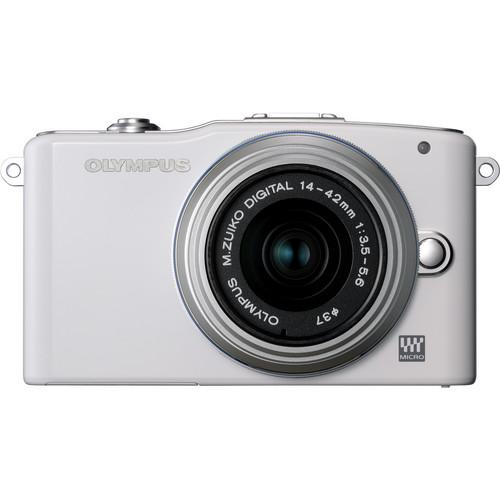 Olympus E-PM1 Mirrorless Micro Four Thirds
