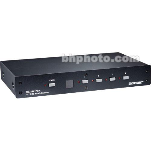 TV One MX-3141PCA 4x1 Routing Switcher