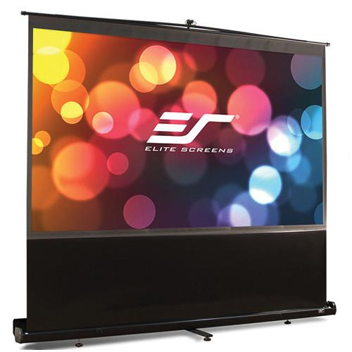 Elite Screens F100NWH ezCinema Portable Front