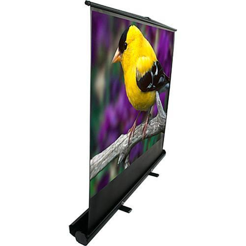 Elite Screens F100XWH1 ezCinema Plus Portable