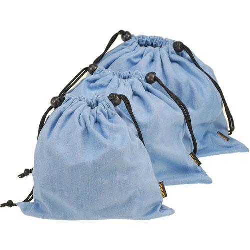 Giottos Microfiber Cleaning Pouch Blue