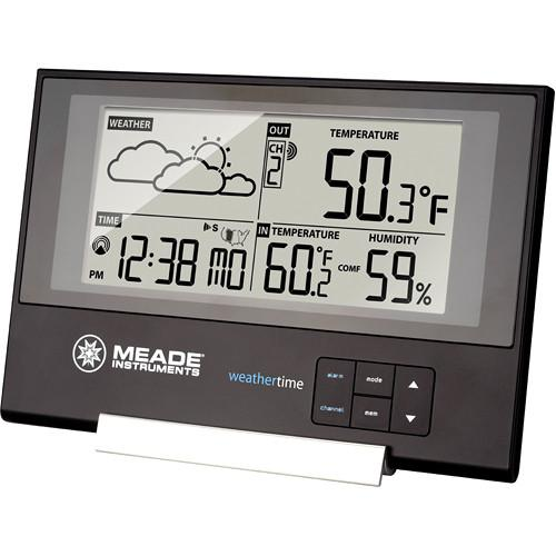 Meade Slim Line Personal Weather Station