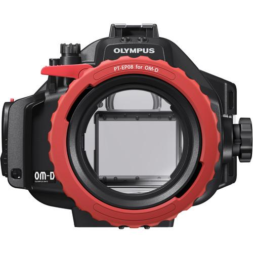 Olympus PT-EP08 Underwater Housing for OM-D