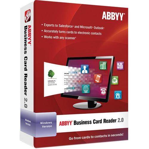ABBYY Business Card Reader 2.0 for
