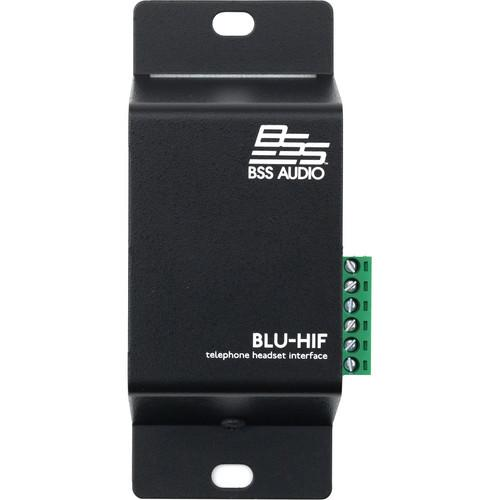 BSS Audio BLU-HIF Telephone Headset Interface