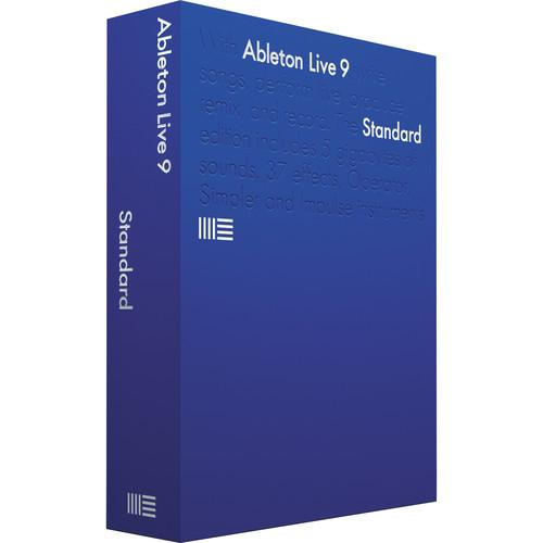 Ableton Live 9 Standard Upgrade -