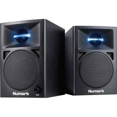 Numark N-Wave 360 Powered Desktop DJ