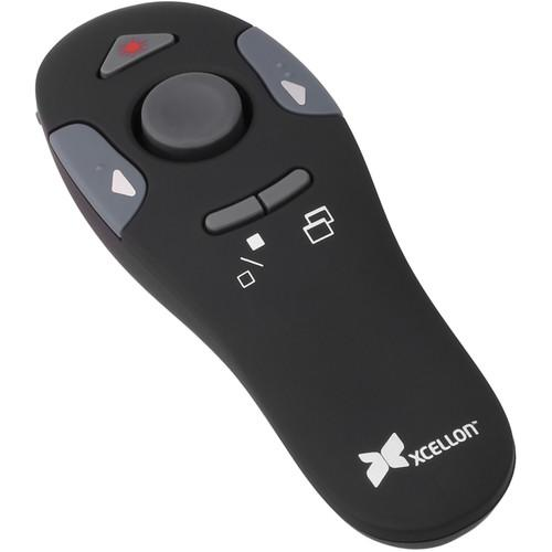 Xcellon Wireless Presenter with Mouse Control