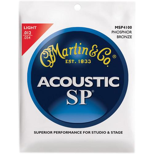 MARTIN Acoustic SP Phosphor Bronze Guitar