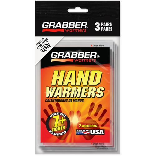 Grabber Mini Hand Warmers - Single-Use