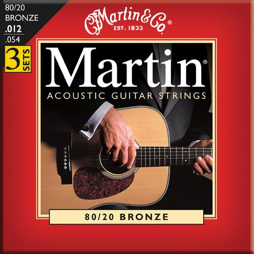 MARTIN Acoustic 80 20 Bronze Guitar