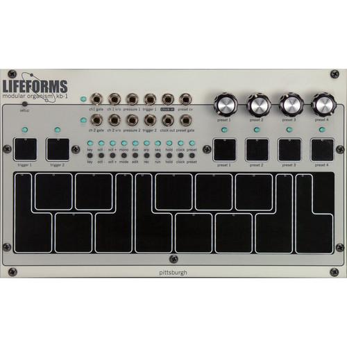 Pittsburgh Modular Lifeforms KB-1 Pressure-Sensitive Keyboard