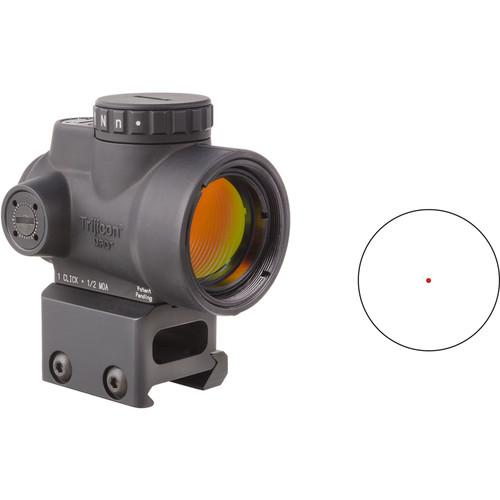 Trijicon 1x25 MRO Reflex Sight with Full