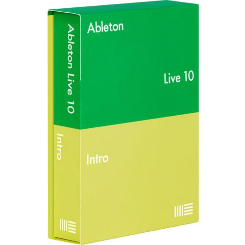 Ableton Live 10 Intro - Music