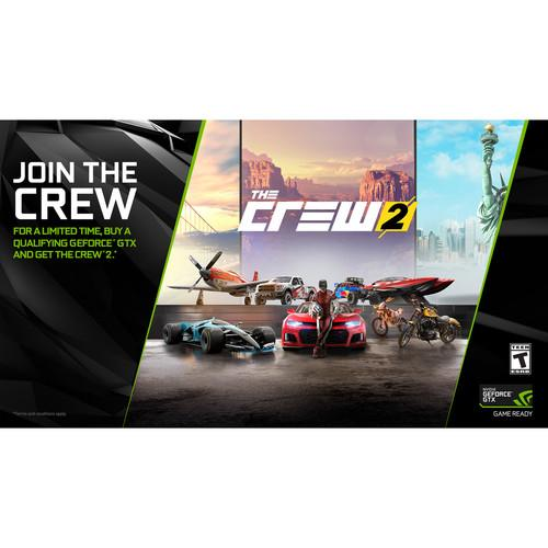 NVIDIA The Crew 2 with GeForce