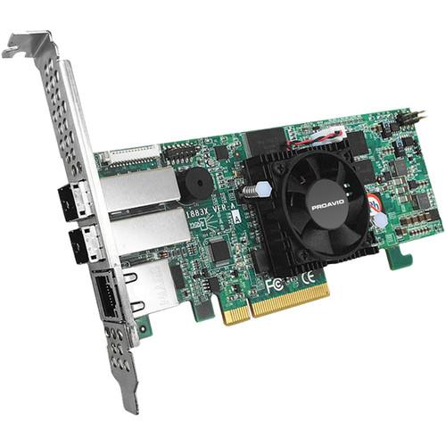 Proavio 8-Port 12 Gb s PCIe