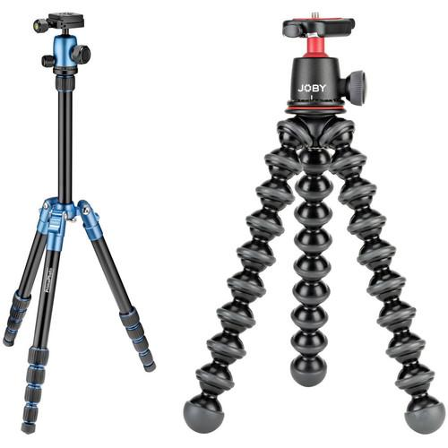 Joby GorillaPod 3K Flexible Mini-Tripod with