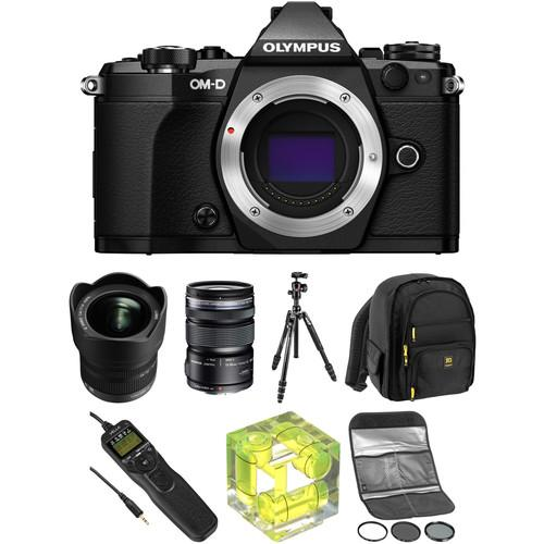 Olympus OM-D E-M5 Mark II Mirrorless