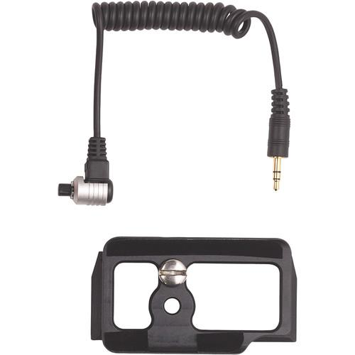 AquaTech Cable Release and Camera Plate