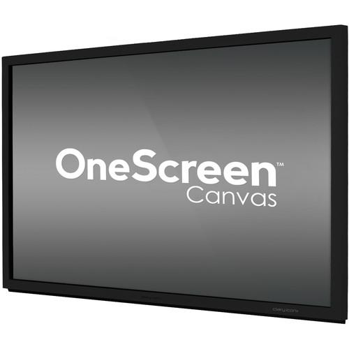 ClaryIcon OneScreen Canvas Interactive Whiteboard on