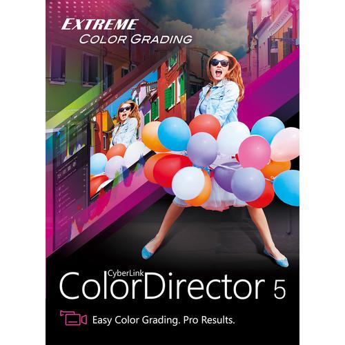 CyberLink ColorDirector 5 Ultra