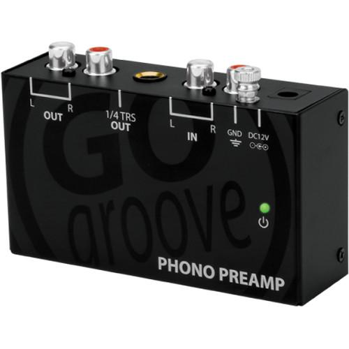 Accessory Power GOgroove Phono Preamp