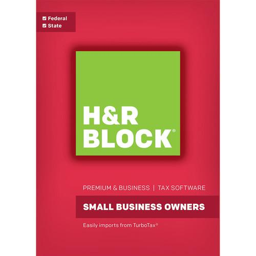 H&R Block 16 Premium & Business
