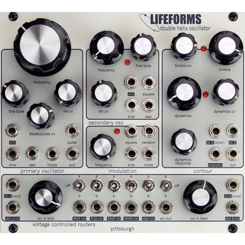 Pittsburgh Modular Lifeforms Double Helix Oscillator