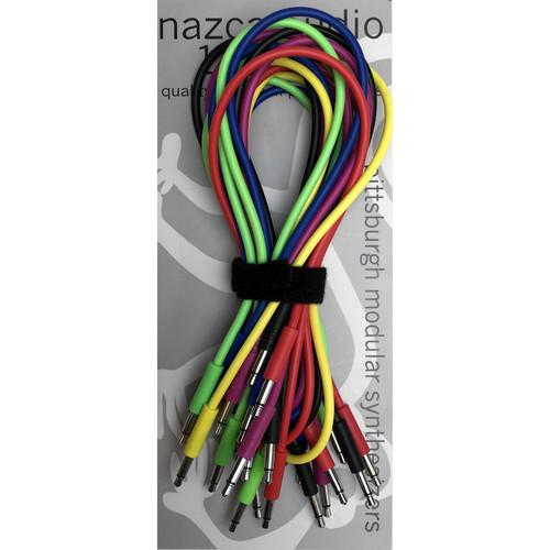 Pittsburgh Modular Nazca Noodles Patch Cable