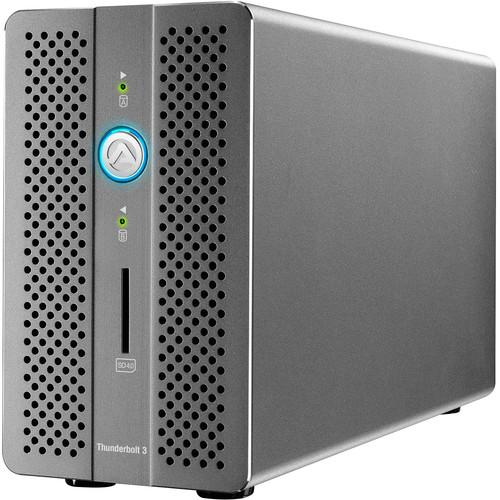 Akitio Thunder3 RAID Station 2-Bay Thunderbolt