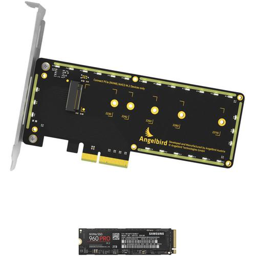 Angelbird Wings PX1 PCIe x4 M.2