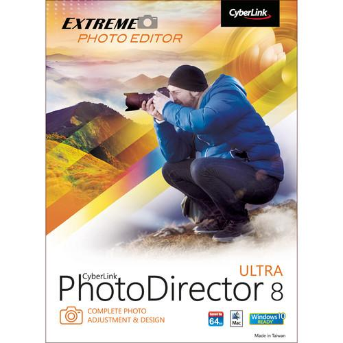 CyberLink PhotoDirector 8 Ultra for Windows