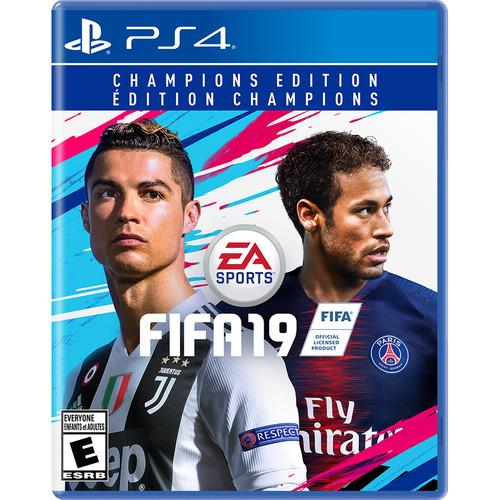 Electronic Arts FIFA 19 Champions Edition