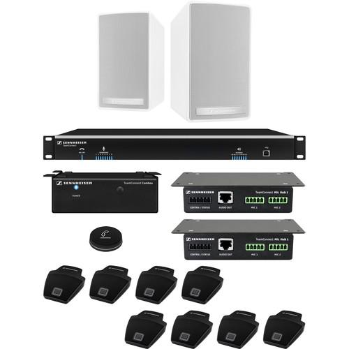 Sennheiser TeamConnect Large Flex System Bundle