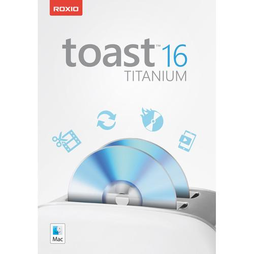 Corel Toast 16 Titanium for Mac