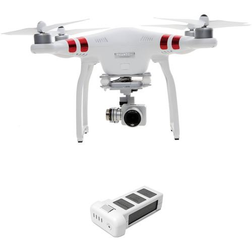 DJI Phantom 3 Standard with Spare