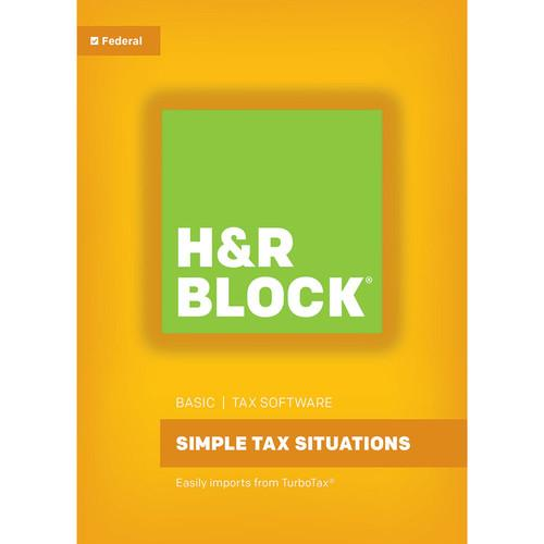 H&R Block 16 Basic