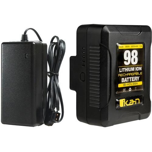 ikan IB-HDL98 Compact Battery and Charger