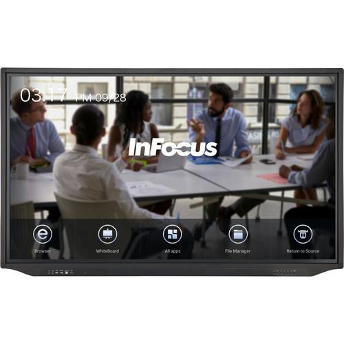 InFocus JTouch Plus 65-inch 4K Anti-Glare