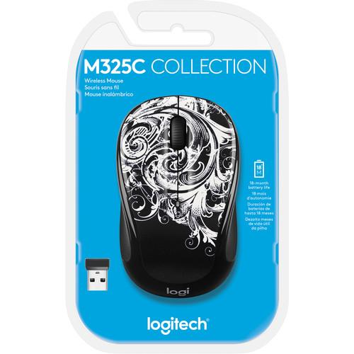 Logitech M325c Wireless Mouse