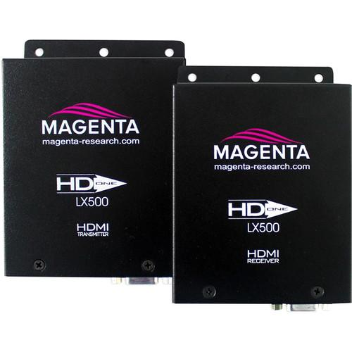 Magenta HD-One LX500 HDMI, IR, and