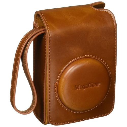 MegaGear Ever Ready Protective Leather Camera